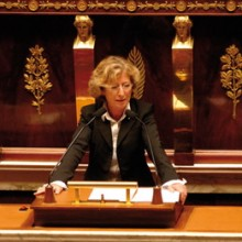 Intervention en sance - Budget Economie, industrie et nergie PLF 2012