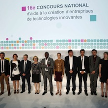 Concours i-Lab : Innovation, Invention, Laboratoire