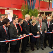 Inauguration de SEMICON Europa