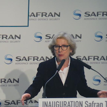Inauguration du centre de R&T Safran Tech